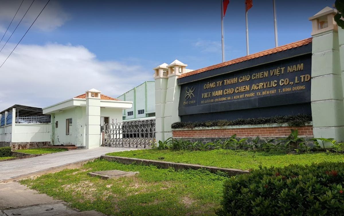 Công ty sản xuất tấm nhựa mica Chochen tại Việt Nam