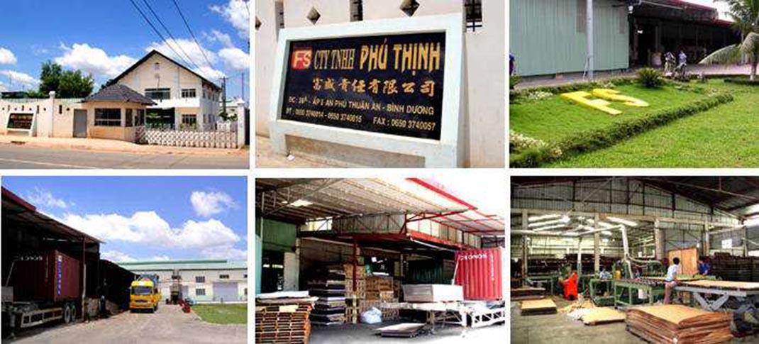 Công ty sản xuất tấm nhựa mica fusheng tại Việt Nam