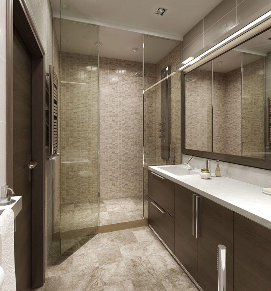 Các mẫu phòng tắm ngăn vách đẹp từ tấm nhựa mica