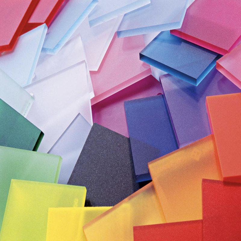 Tấm nhựa mica acrylic pmma các màu sắc