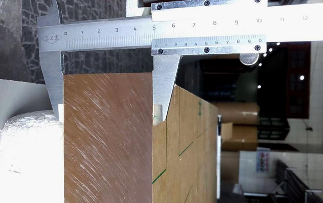 tấm nhựa mica kích thước lớn độ dày 5cm