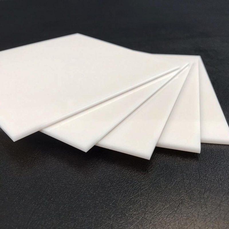 tấm mica trắng đục Fusheng fs425