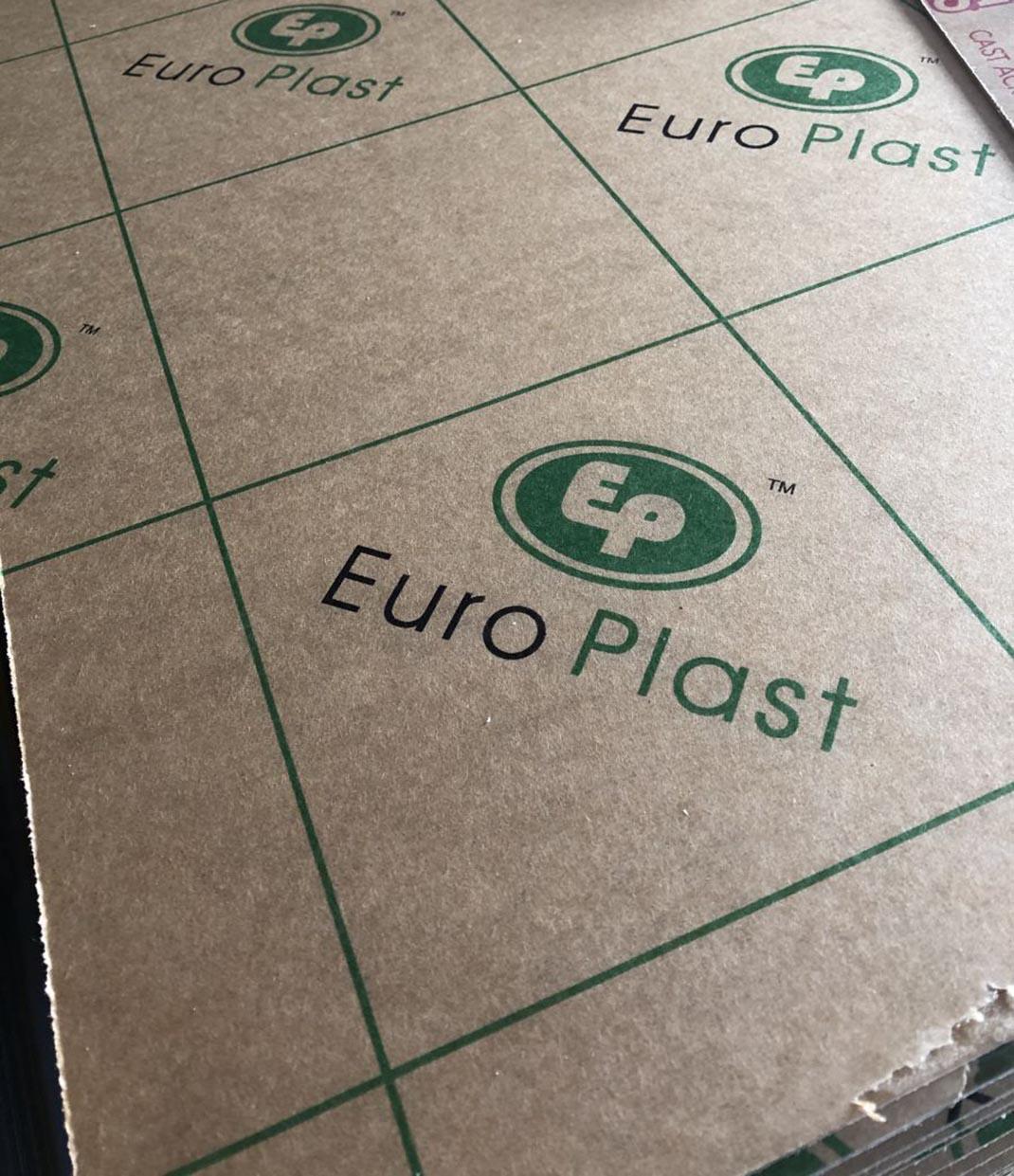 Tấm mica Ấn Độ Euro Plast