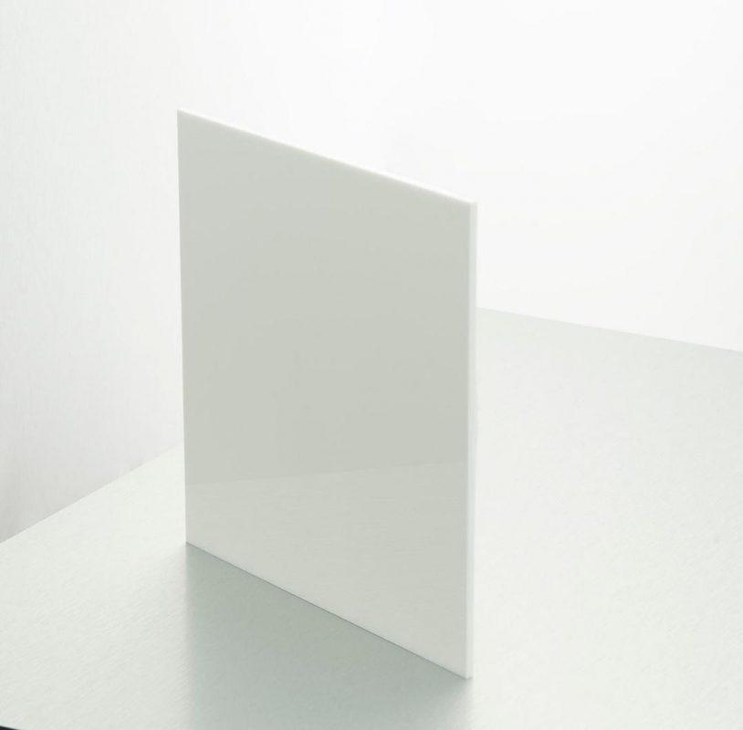 white mica acrylic sheet